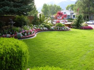 Salt Lake City Home Landscaping