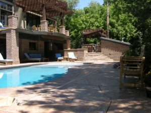 landscaping for your pool