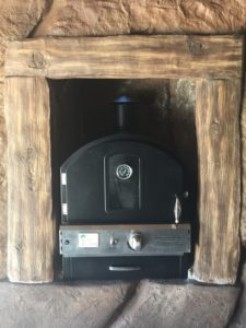 Outdoor Wood Burning Stove Kitchen