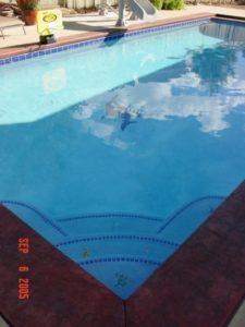 Custom Designed Utah Swimming Pool