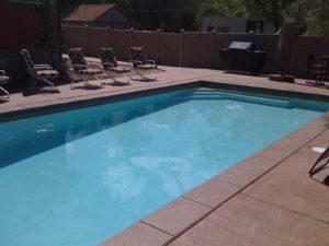 Professionally built Swimming Pool in Utah