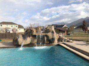 Custom Utah swimming pool