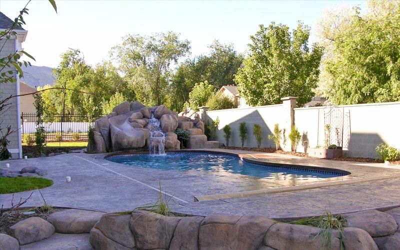 SBI Pools- Utah waterfall contractors