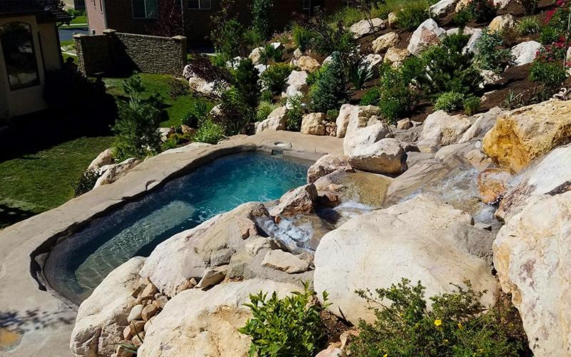 Water Feature repair-SBI Pool Builders Utah